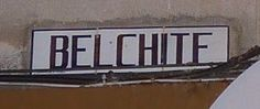 Calle Belchite