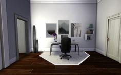 Home Office - Industrial Loft   19 Culpepper House, Spice Market   San Myshuno.