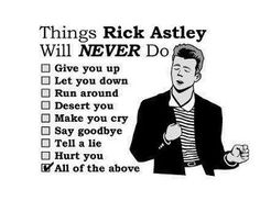 Rick Roll someone now for free! 772-257-4501