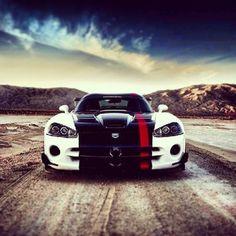 Creative Dodge Viper Sweet Ride!