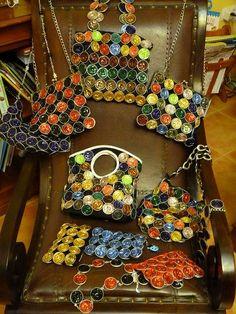 Great idea to recycling Nespresso capsule Idée géniale pour recycler ces capsule NESPRESSO