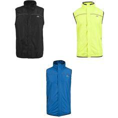 Trespass Mens Torridon Full Zip Athletic Gilet/Bodywarmer 3 Colours