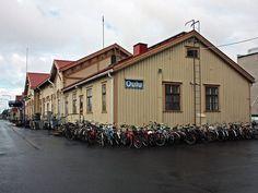 Matkaan lähdössä Oulusta Finland, Street View