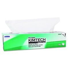 C-Kimwipes Task Wpr 14.7 X16.6 Whi 15/140 by KIMBERLY-CLARK PROFESSIONAL*. $141.84. Nonabrasive, low-linting and low-extractable wipers for delicate task wiping. Perfect for light cleaning tasks in the laboratory. Antistatic dispensing reduces lint and electrostatic discharge. Convenient POP-UP* Box. Stock up and save! Towel/Wipe Type: Dry Wipes; Application: Laboratory; Applicable Material: Glass;Metal;Plastic;Stainless Steel.