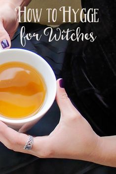 How to Hygge for Witches – The Witch of Lupine Hollow – spiritualityaestheti Wiccan Witch, Wiccan Spells, Pagan Yule, Witchcraft Books, Magic Spells, Traditional Witchcraft, Kitchen Witchery, The Good Witch, Sabbats