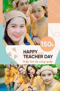 """🎼 Happy Teacher Day - Thầy trò ta cùng """"quẩy"""" 🎁 Chỉ 150K/ vé Jjim Jil Bang ⏰ Từ 12.11 ~ 20.11.2020 (Thứ 2 ~ Thứ 6) 🌹 Off 55%(Giá gốc 335K)"""