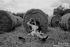 Andrew & Kristen >> Sweet country fall engagement >> Hannah Brock Photography & Film in Richmond, VA