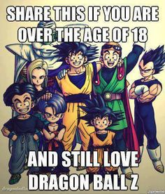 REPIN if you still love DBZ! <3 - Visit now for 3D Dragon Ball Z shirts now on sale!