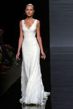 Barcelona Bridal Week: Rosa Clará presentó su colección para 2014 (I)