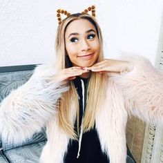 mylifeaseva with blonde hair - Google Search
