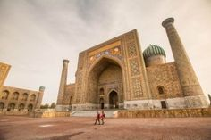 Samarkand – The Heart of the Great Silk Road Armenia Travel, Silk Road, Back In Time, Barcelona Cathedral, Taj Mahal, Most Beautiful, Sunrise, This Is Us, Around The Worlds