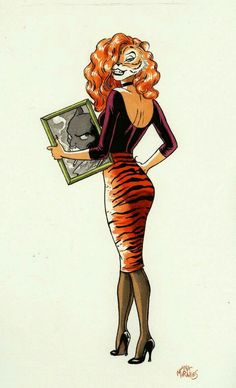 Tiger Lady, Ana Miralles