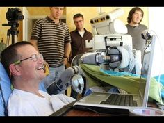 Check out the Georgia Tech team that's working on a  robotic arm that can feel through clutter to reach something, a common search-and-rescue task. #robotics #technology #science