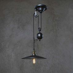 Стиль лофт предполагает использование основы, изготовленной из определенных материалов