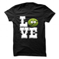 I Love Tennis - Hot Trend T-shirts