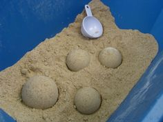 I made kinetic sand and it turned out great. 10 cups of sifted play sand which costs $3.50 for a 50 lb bag at Home Depot). Add 5 cups (about a 1 lb box ) of corn starch of a store brand which is under $2.00. Mix well, then add 1 cup of water, or a little more until you get the right consistency to make it stick together without being wet. Keep in a sealed box. If it dries out, simply add water.