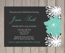 Bridal Shower Invitations & Ideas - Page 11