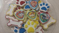 Cookies de patrulla de pata por NonisCookies en Etsy