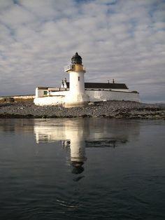 Fladda Lighthouse · Sound of Luing · Inner Hebrides · Scotland