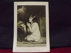 Antique Print on Original Vintage PaperInfant by TreasuresFromUs