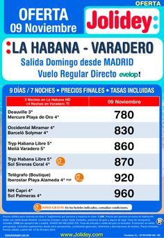 Oferta 9 Noviembre Combi Habana-Varadero desde 780 €. Salidas desde Mad con EVELOP! ultimo minuto - http://zocotours.com/oferta-9-noviembre-combi-habana-varadero-desde-780-e-salidas-desde-mad-con-evelop-ultimo-minuto/