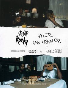 The A$AP and Tyler Tour Ticket Giveaway! ASAP Rocky and Tyler...