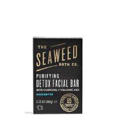 Kukui Oil, Facial Bar, Unrefined Shea Butter, Body Bars, How To Exfoliate Skin, Body Cleanser, Green Tea Extract, Body Soap, Body Detox