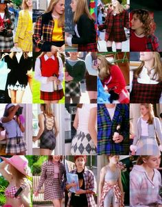Clueless Outfit Ideas clueless plaid these outfits are on trend and would pass Clueless Outfit Ideas. Here is Clueless Outfit Ideas for you. Clueless Outfit Ideas cher horowitz clueless diy costume idea in 2019 clueless. Cher Clueless Outfit, Clueless Fashion, 90s Outfit, 2000s Fashion, Trendy Fashion, Clueless Costume, Clueless Style, Fashion Fashion, Clueless 1995