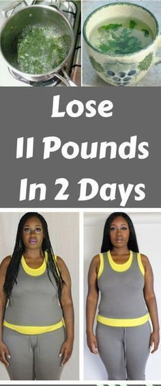 Lose 11 Pounds In 2 Days – Bustle