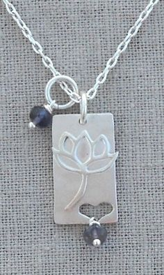 Handmade with unmined, recycled metals, fair trade gemstones, conflict free diamonds, and 100% recycled packaging. $78 Yoga Jewelry http://www.livebreatheyoga.com/Yoga-Jewelry_c_23-5-0.html
