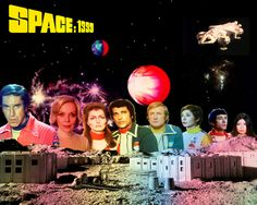 Space: 1999 (1975–1977) ~~ Adventure | Drama | Sci-Fi ~~ The crew of Moonbase Alpha must struggle to survive when a massive explosion throws the Moon from orbit into deep space.