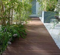 Créer un chemin dans son jardin : les bonnes idées de Cotemaison - CôtéMaison.fr