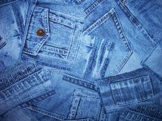 Jean Pocket Fabric