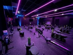 We pride ourselves on helping our customers transform their environments with lighting. It is always exciting to see how our products can enhance the ambiance of a new business. This is our ProFlex LED Neon on the ceiling of a fitness studio, Sweat FXBG, in Virginia! #LEDlighting #LEDNeon #neon #lightingdesign #fitnessstudio Neon Lighting, Lighting Design, Led Light Projects, Fitness Studio, Led Strip, Basil, Virginia, Pride, Ceiling