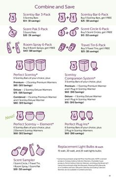 Scentsy - Fall/Winter Catalog - Available September 1st, 2013. http://kjbrown10.scentsy.us