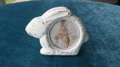 A Vintage Up-Cycled Off-White Silver Plate by MySouthernSundries