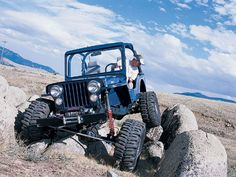 1951 Willys Jeep - Way Cool Willys - 4 Wheel Drive & SUV Magazine
