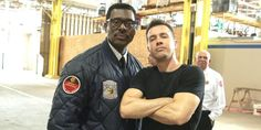 #CrossoverWeek begins Tuesday at 10/9c. #ChicagoFire @NBCChicagoPD