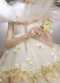 Christian Lacroix Haute Couture Spring 2008
