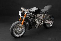 Manners Ducati 999S door Venier Customs