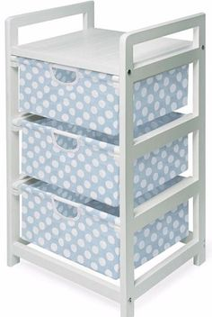 Details about Three-Drawer White With Blue Polka Dots H&er Storage Unit Home Furniture  sc 1 st  Pinterest & Details about Rustic Aspen Magnetic Garage Door Hardware Six-Piece ... pezcame.com