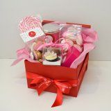 the-sweet-spot-hers-goodies-box Goodies, Container, Diy Projects, Sweet, Gifts, Gift Ideas, Sweet Like Candy, Candy, Presents
