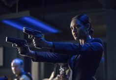 "Amanda Waller - #Arrow Season FInale ""Unthinkable"""