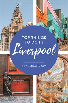 Top things to do in Liverpool, UK one of the most beautiful England travel and holiday destinations in the world. A great place to spend a very enjoyable holiday with your family or your lover. Happy holidays to all. Top things to do in Liverpool, UK [ Anfield Liverpool, Liverpool City, Europe Travel Tips, Travel Guides, Travel Destinations, Liverpool England, European Destination, European Travel, Wayfarer