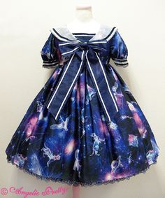 Angelic Pretty Dreamy Planetarium YES GALAXY