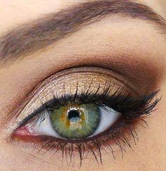 Daytime Eye Makeup… | Mirenesse Beauty & Soul Blog