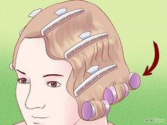Style a 1930's Finger Wave Hairstyle Step 13.jpg