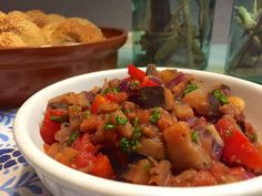 Nieuw recept: Aubergine op Griekse wijze - http://wessalicious.com/aubergine-op-griekse-wijze/