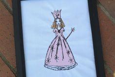 INSTANT DOWNLOAD Embroidery Digital File Glenda by NicolaElliott