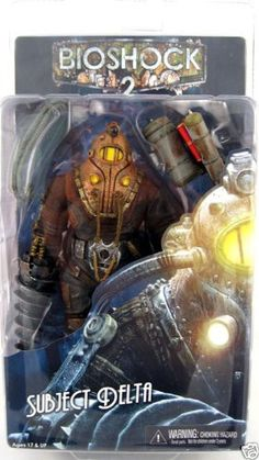 Bioshock 2 - Subject Delta All Video Games, Retro Video Games, Bioshock Rapture, Bioshock Game, The Best Series Ever, Game 4, Sideshow Collectibles, Kaito, Game Room